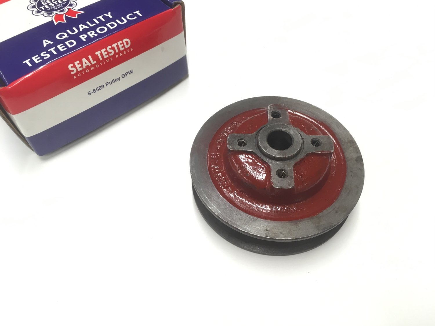 12 volt pulley GPW